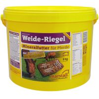 Marstall Mineral Grazing Bars - 4 x 5kg