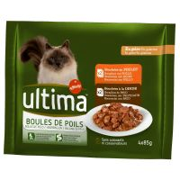Image of Ultima Cat Hairball - 4 x 85g