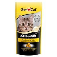 GimCat Cheese Rollies - 40g