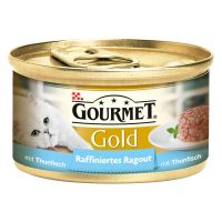 Gourmet Gold Refined Ragout Saver Pack 24 x 85g - Chicken