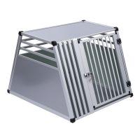 Aluline Dog Crate - Size L: 92 x 80 x 65 cm (L x W x H)