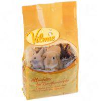 Vilmie Dwarf Rabbit Feed - Economy Pack: 5 x 1kg