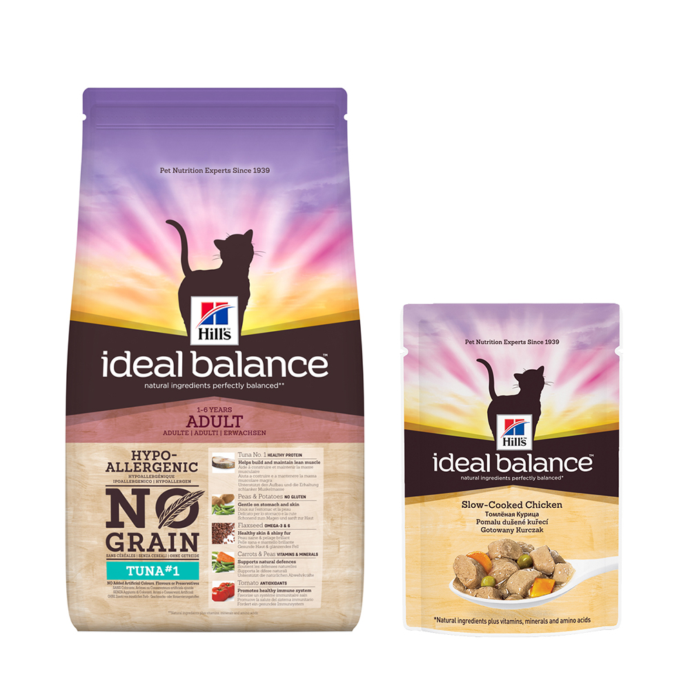 Ideal Balance & Nature's Best voor katten