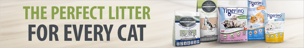 Tigerino & Greenwoods Cat Litter - Perfect Options for Every Cat!