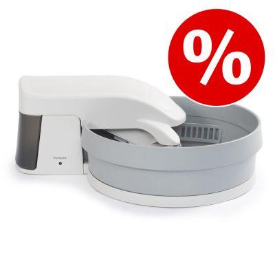 PetSafe® Simply Clean™ automaattinen kissanvessa erikoishintaan! - valkoinen / harmaa