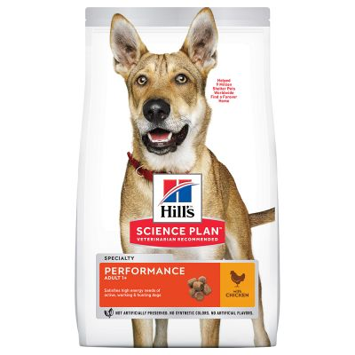 Hill's Science Plan Adult 1+ Performance Medium mit Huhn