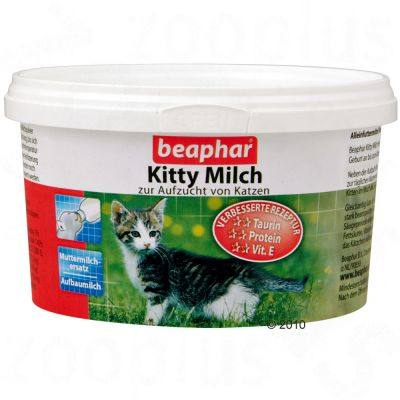 beaphar Kitty Milk – Ekonomipack: 3 x 200 ml