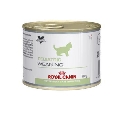 Levně Royal Canin Pediatric Weaning - Vet Care Nutrition - 12 x 195 g