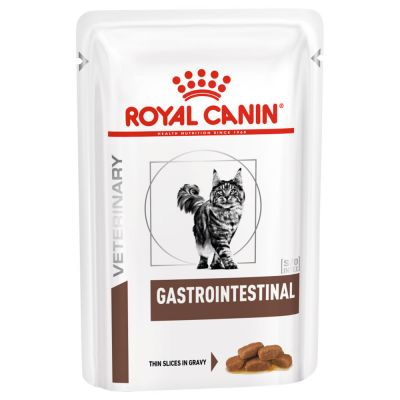 Royal Canin Gastro Intestinal - Veterinary Diet - 12 x 85 g