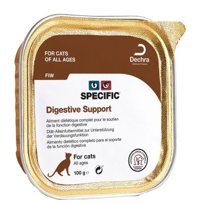 Specific Cat FIW - Digestive Support - 7 x 100 g