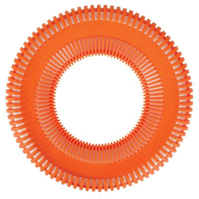 Chuckit! Rugged Flyer, oranssi - Large: Ø 25 cm
