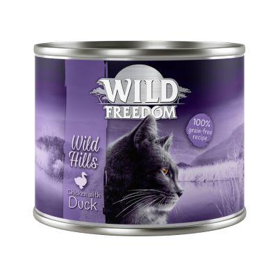 "Wild Freedom Adult ""Wild Hills"" - Ente & Huhn"