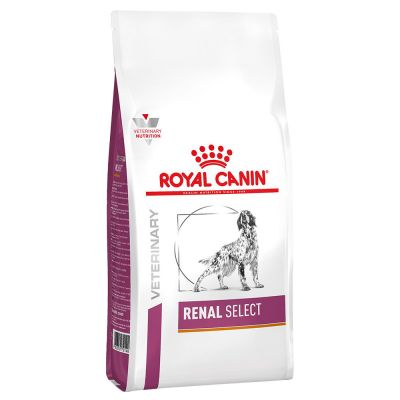 Royal Canin Veterinary Diet Canine Renal Select - Säästöpakkaus: 2 x 10 kg