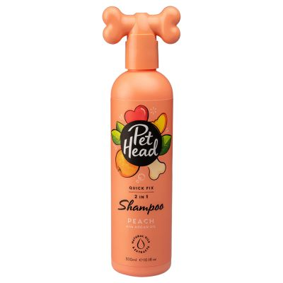 Pet Head Quick Fix 2in1 Shampoo 300 ml