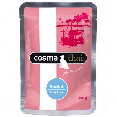 Cosma Thai Frischebeutel 6 x 100 g