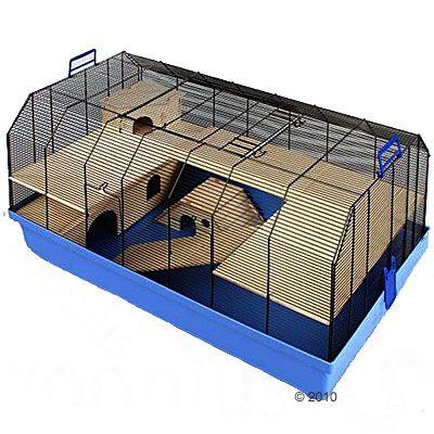 Rongeur Co Cage Hamster Cage pour hamster de plus de 1 m
