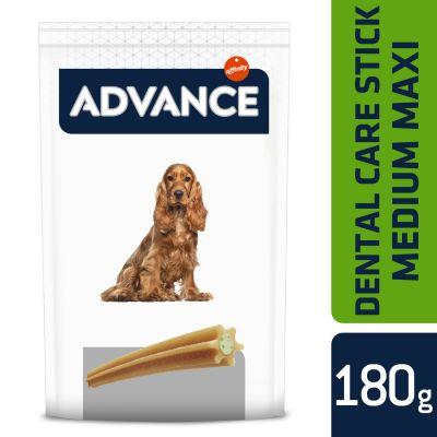 Advance Dental Care Stick snack para perros - 4 x 720 g - Pack Ahorro