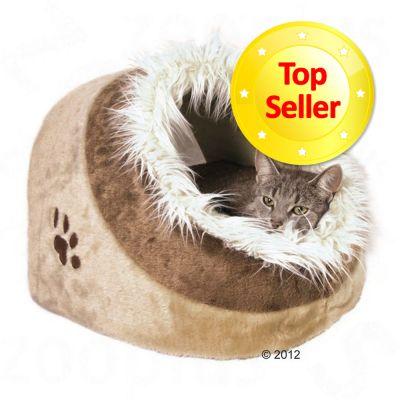 Trixie Katzenhöhle Minou, beige/braun