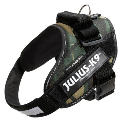 JULIUS-K9 IDC® Power -koiranvaljaat, maastokuosi - rinnanympärys 71 - 96 cm (2-koko)