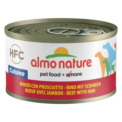 Almo Nature HFC 1 x 95 g – kanafile