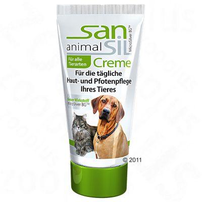 2 x SanSil kräm för husdjur – 2 x 50 ml