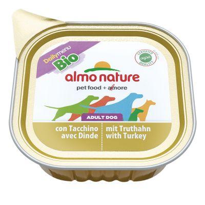 Megapakiet Almo Nature Bio Paté, 24 x 100g - Cielęcina & warzywa