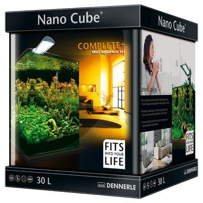 NanoCube Complete PLUS 30 l - Dł. x szer. x wys.: 30 x 30 x 35 cm