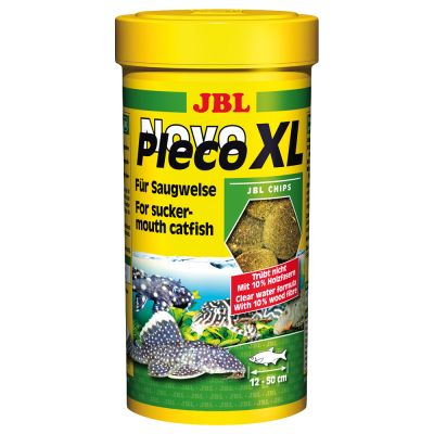 JBL Novo Pleco XL Pokarm w tabletkach - 1000 ml