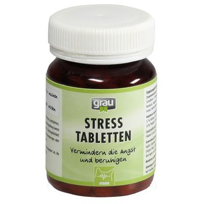 Grau Stress Tabletten