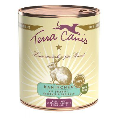 Terra Canis 6 x 800 g - nauta, porkkana, omena & luonnonriisi