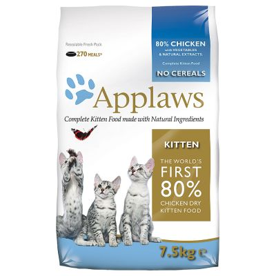 Applaws Kitten Chicken – spannmålsfritt – 7,5 kg