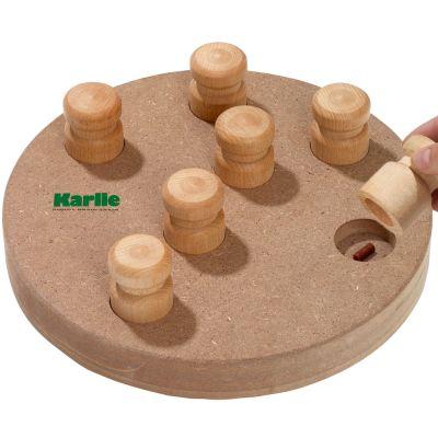 Karlie Hundespielzeug Doggy Brain Train 2in1
