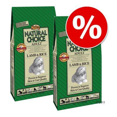 Ekonomipack: 2 påsar Nutro Choice hundfoder till lågt pris! – Puppy Large Breed (2 x 12 kg)