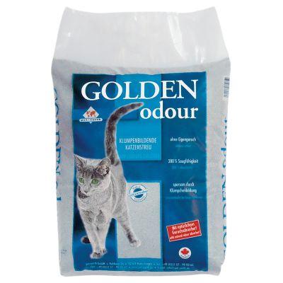 Żwirek Golden Grey Odour - 14 kg
