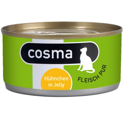 Cosma Original w galarecie, 6 x 170 g - Tuńczyk