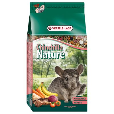 Versele Laga Chinchilla Nature dla szynszyli - 2,5 kg