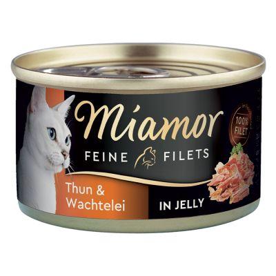 Probiermix Miamor Feine Filets 12 x 100 g
