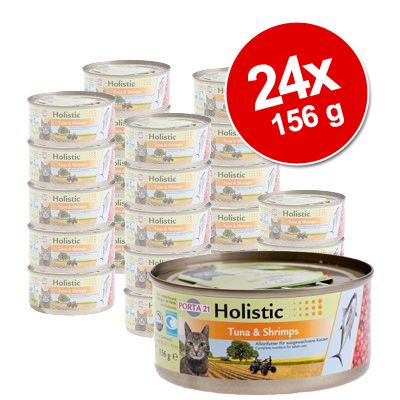 porta-21-holistic-okonomipakke-24-x-156-g-tunfisk-rejer-med-grontsager-og-frugt-i-gele