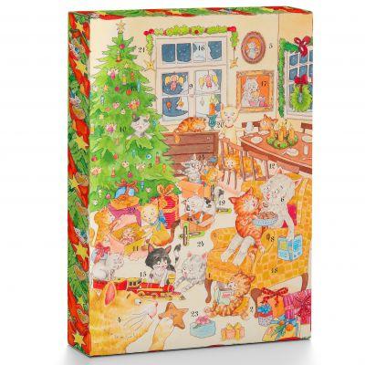 Cosma Snackies Adventskalender voor katten 1 stuk
