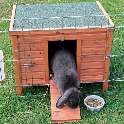 Trixie Natura Small Pet House - 50 X 60 X 47 Cm (l X W X H)