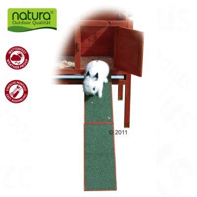 Träramp för kaninstall – 50 cm