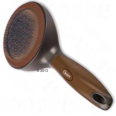 Oster Premium Slicker Brush Small -karsta – L 22 x B 9,5 x T 7,4 cm