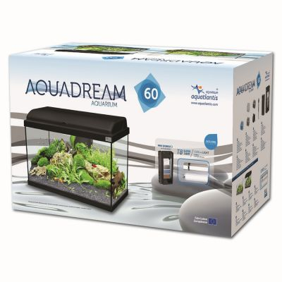Aquatlantis Aquadream 60 akvarieset – Svart