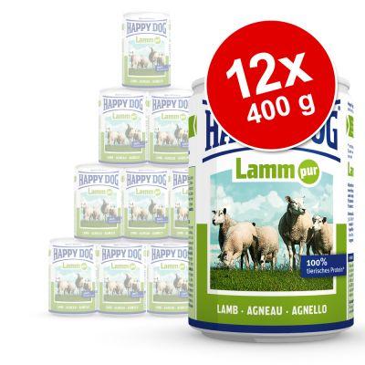 voordeelpakket-happy-dog-puur-12-x-400-g-wild-puur
