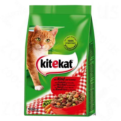 kitekat-met-rund-groente-kattenvoer-dubbelpak-2-x-900-g