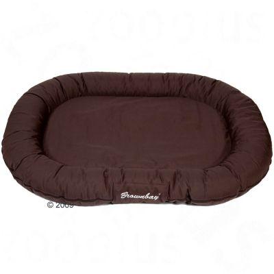 Brownbay hundsäng – 100 x 75 x 15 cm (längd x bredd x höjd)