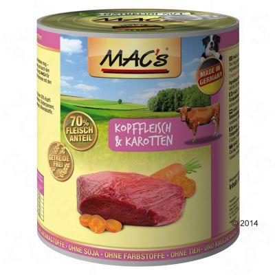 MAC's Adult 6 x 800 g - kana & karpalo