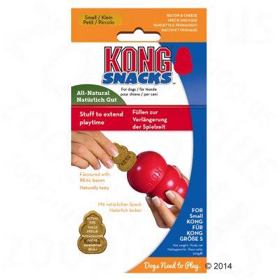KONG Snacks Bacon & Cheese - S-koko: 198 g, 4 g/kpl