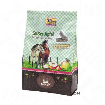 Derby Pferdefreunde Äpple hästgodis – 900 g