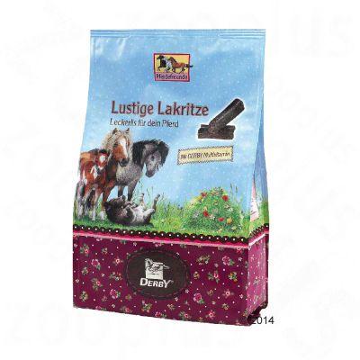 Derby Pferdefreunde Lakrits hästgodis – 900 g